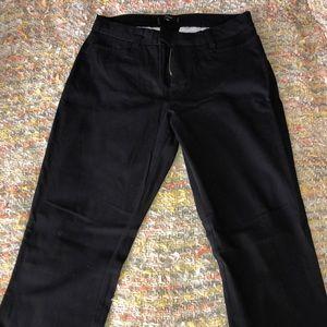 Black Lee Brand Pants
